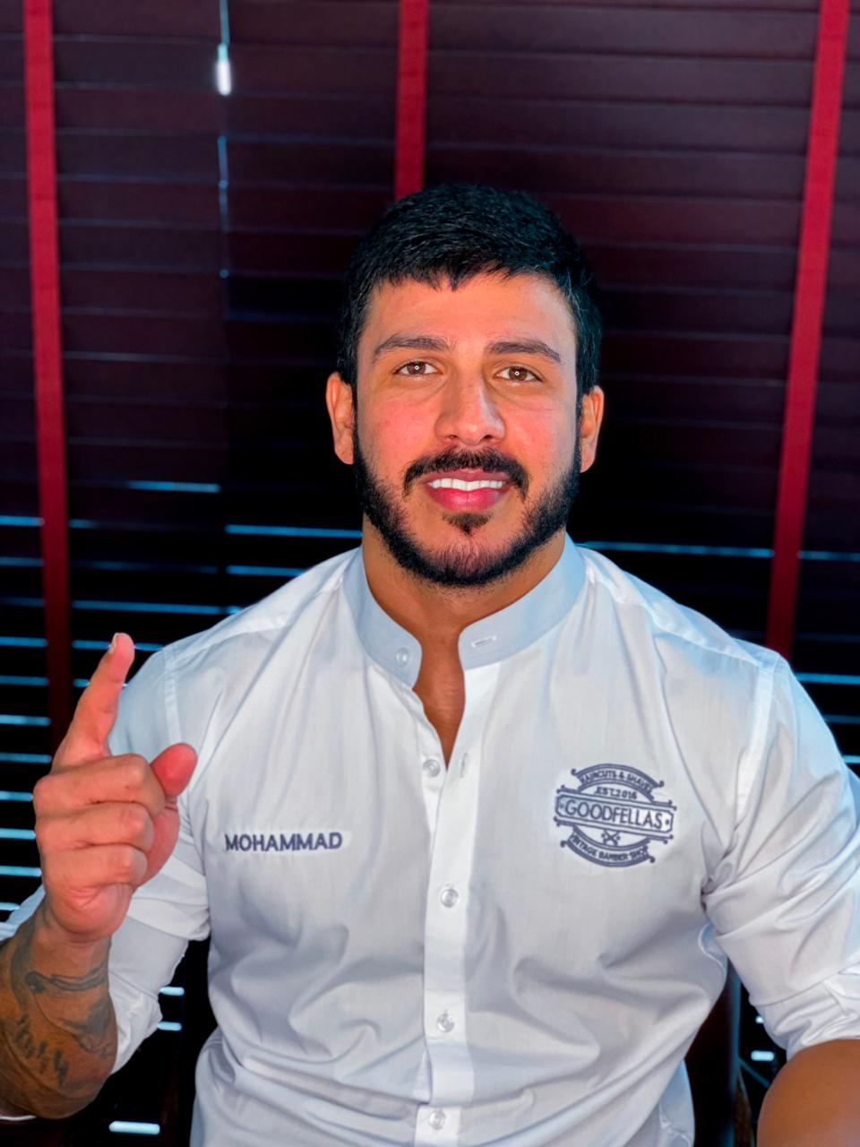 Barber Mohamed