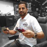 Morrocan Barber Adil in Dubai