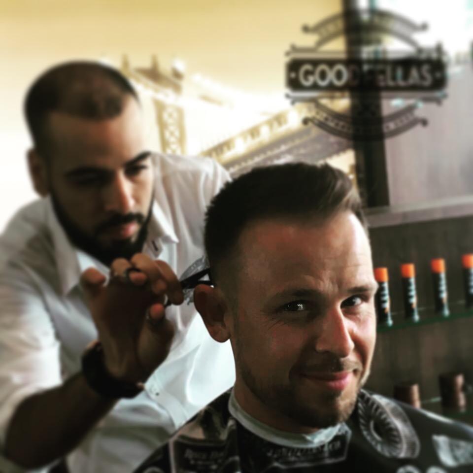 barbershop vibes dubai