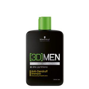 [3D]MEN Anti-Dandruff Shampoo