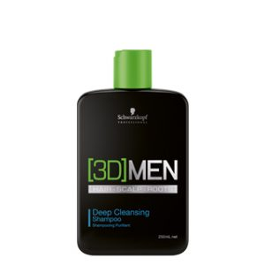 [3D]MEN Deep Cleansing Shampoo
