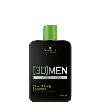[3D]MEN Hair & Body Shampoo
