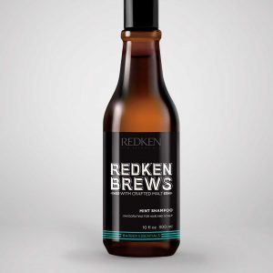 2017 Redken Brews Care Mint Shampoo dubai marina fade