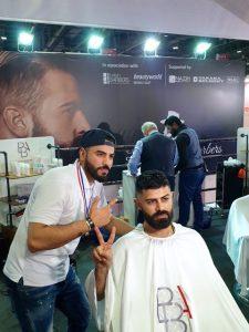 dubai hair stylist