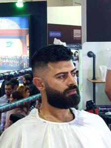 dubai hairstylist