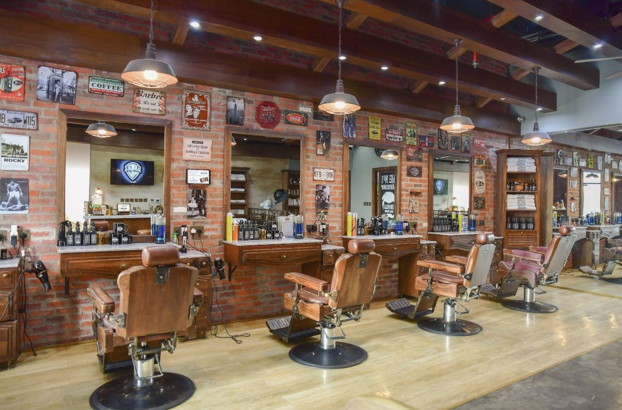 dubai marina barbershop