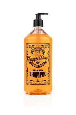 Dapper Dan Hair and Body Shampoo