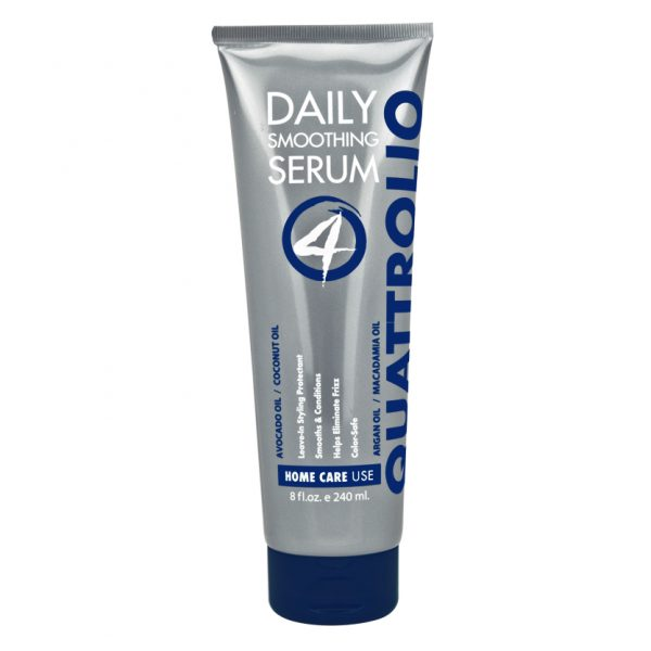 Quattrolio Smoothing Serum 8oz Tube